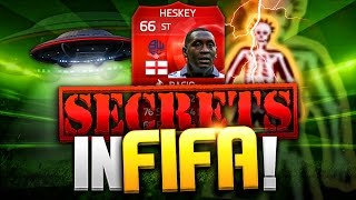HIDDEN SECRETS IN FIFA