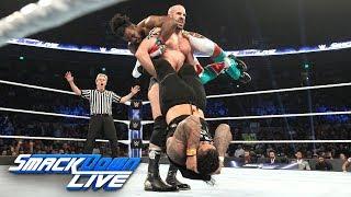 Xavier Woods vs. Jey Uso vs. Cesaro: SmackDown LIVE, Dec. 4, 2018