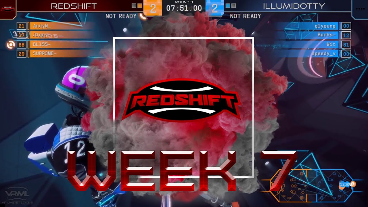 Week 7 | Season 2 Echo Arena VRML
