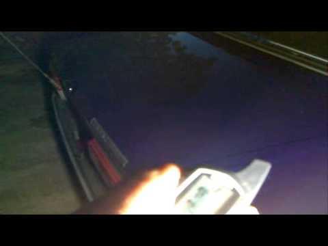 Электропривод замка багажника Lada