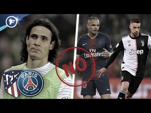 Le PSG Refuse Une Nouvelle Offre Pour Cavani, L'échange Kurzawa-De Sciglio Capote   Revue De Presse