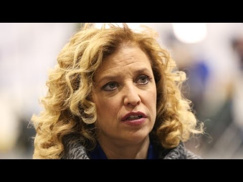 "DNC Chair: ""make sure that party leaders and elected officials don't have to be in a position where they are running against grassroots activists"""