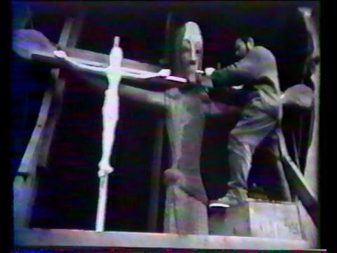 Le Christ de Lanester - Film sur Jean Mingam de Michel Mao - 1964