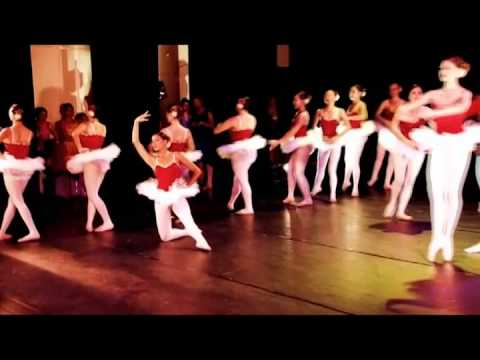 Academia de ballet en latex - 2 part 2