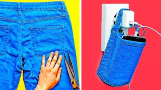 26 CLEVER WAYS TO REPURPOSE YOUR OLD JEANS