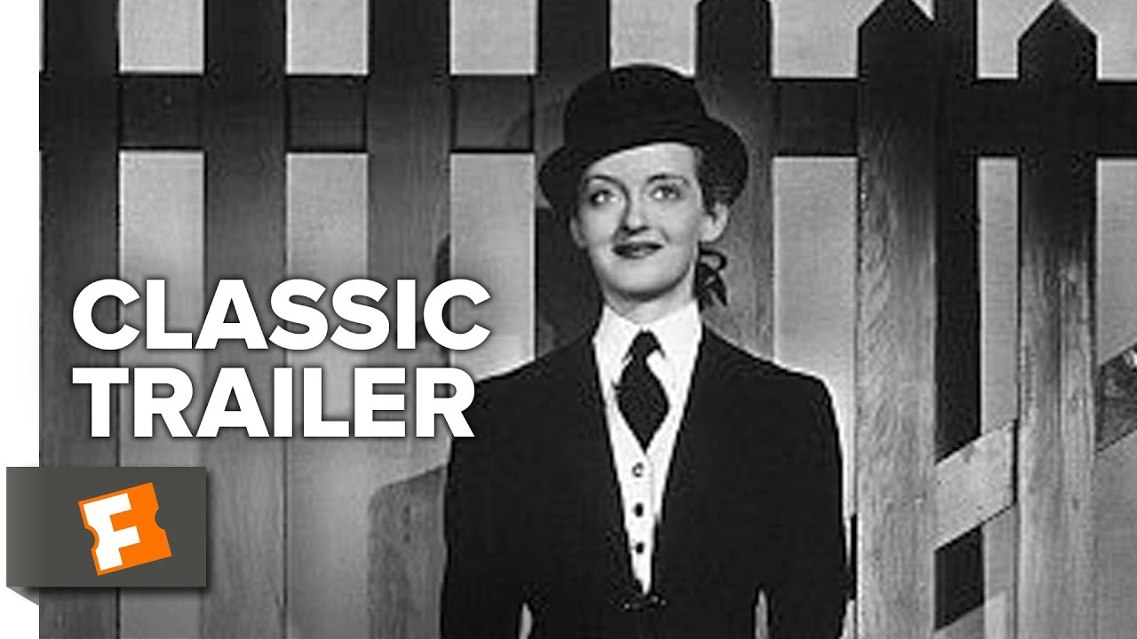 Dark Victory (1939) Official Trailer - Bette Davis, Humphrey Bogart Drama Movie HD