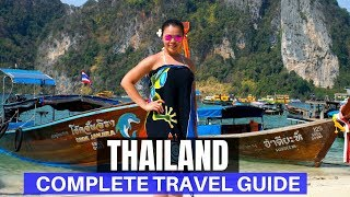 Thailand Islands Untold Tips - The Ultimate Travel Guide (Koh Lanta & Koh Phi Phi)