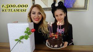 Linaya 1.500.000 Arkadaş Kutlaması ve Loco Pocodan Büyük Sürprizler