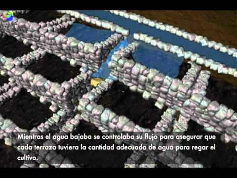 Terrazas incas youtube for Como hacer una terraza techada