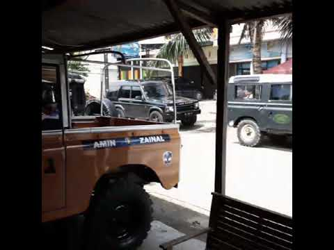 Land Rover Club Aceh