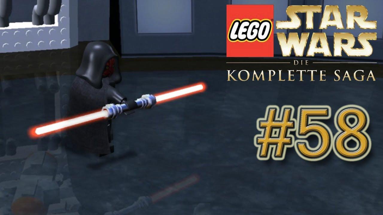 Darth Maul (I-6) - LEGO Star Wars: Die komplette Saga #58 (Freies ...