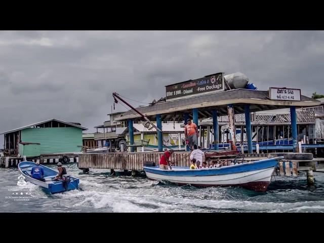 Impulsan Proyecto Apoyando la Expansión de Reservas Marinas para Belice y Honduras