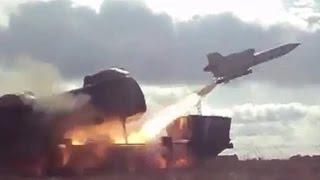 Разведывательный беспилотный летательный аппарат ТУ-143 «Рейс» запустили на Донбасс   Ukraine News