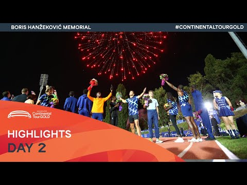 Day 2 Highlights | Continental Tour Gold Zagreb