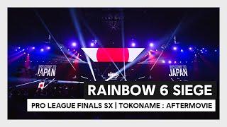Rainbow Six Pro League Finals Season X - Tokoname, Japan | Aftermovie | Ubisoft [DE]