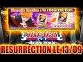 ARRIVEE DE LA RESURRECTION -  BLEACH BRAVE SOULS の動画、YouTube動画。