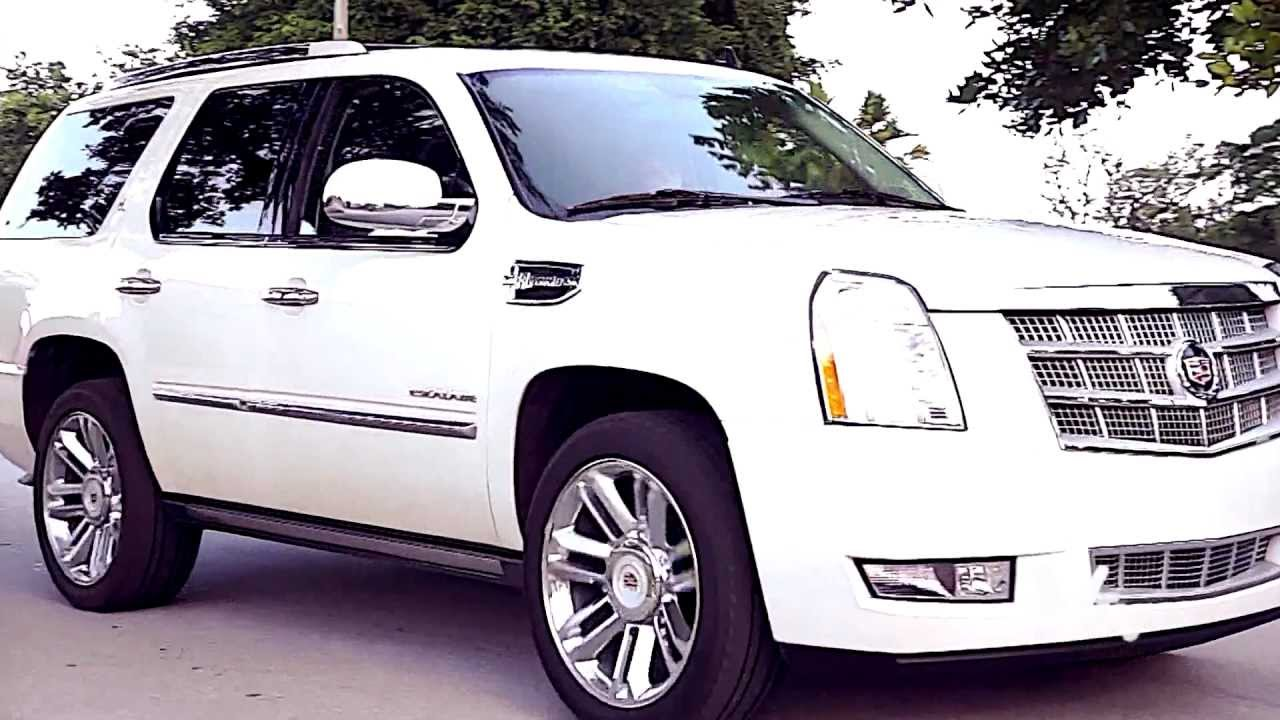 cadillac escalade hybrid 2012 best luxury suv youtube. Black Bedroom Furniture Sets. Home Design Ideas
