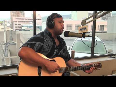 Hawaiian 105 KINE Aloha Friday Live with Kuana Torres Kahele