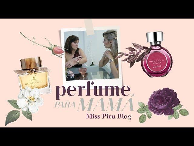 ¿Qué perfume regalar a tu má?