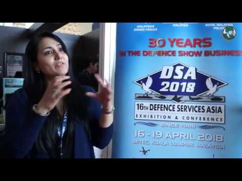 DSA 2018 16th Defence Security Services Asia exhibition review Kuala Lumpur Malaysia