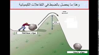 احياء أول ثانوي، كيمياء الخلية/الانزيمات/ اول ثانوي علمي، مناهج الأرن