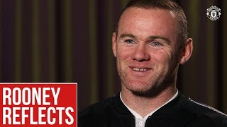 Wayne Rooney Reflects | Manchester United & England