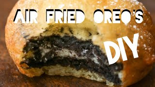 fried cookies