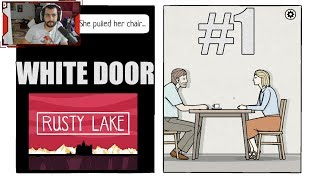 Rusty Lake - White Door #1