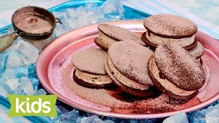 Easy Ice Cream Sandwich Recipe