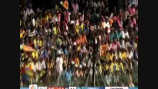 Pakistan cricket song Josh e junoon.