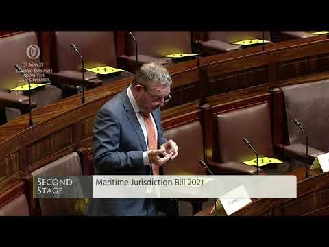Maritime Jurisdiction Bill 2021