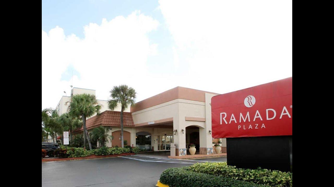 Ramada Plaza Ft Lauderdale 2 Stars