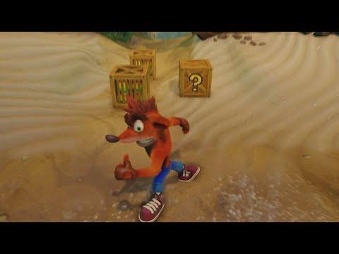 Crash-Mania (Crash Bandicoot + Taz-Mania theme song)
