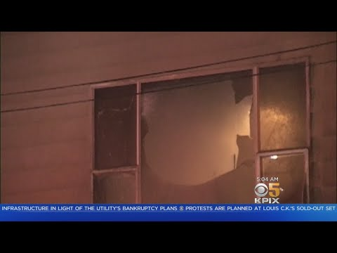 SAN FRANCISCO FIRE: 5 Injured In early morning San Francisco fire
