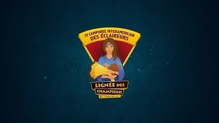 Camporee Division Inter-Américaine - St Domingue 2017 - La Lignée des Champions
