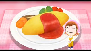 Make Cheese Omelet - Cooking Mama Let