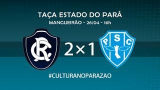 Bom desempenho de Rafael Paty contra o Paysandu anima o São Francisco