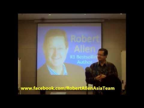 (Part 1) Robert G Allen's Multiple Streams of Income Seminar in Malaysia 2014
