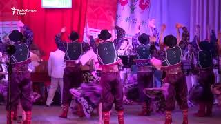 Жар молдавского танца
