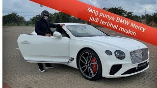 Bentley Continental GT Review Indonesia