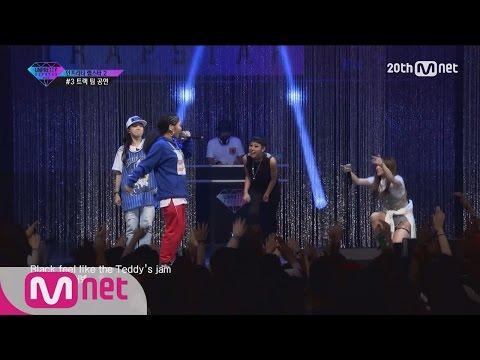 [Korean Reality Show UNPRETTY RAPSTAR2] Track#3 Team Battle Mission l Kpop Rap Audition  EP.02