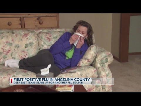 Flu in Angelina County