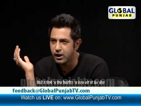 Gippy Grewal  Latest Interview 2015