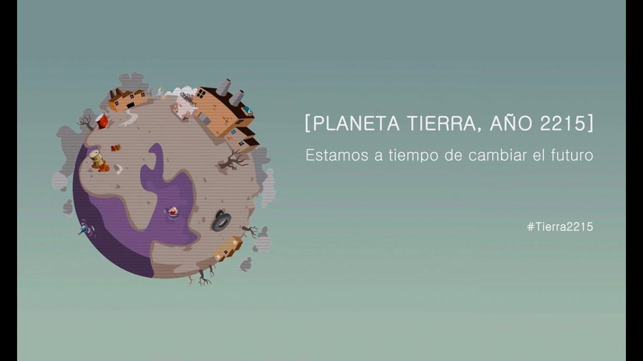 Vídeo didáctico para el Día de la Tierra 2015: Consecuencias del Cambio climático | ACCIONA