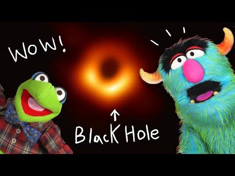 Black Holes for Kids | Event Horizon Telescope M87