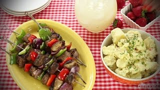 Salad Recipes - How To Make Restaurant-style Potato Salad
