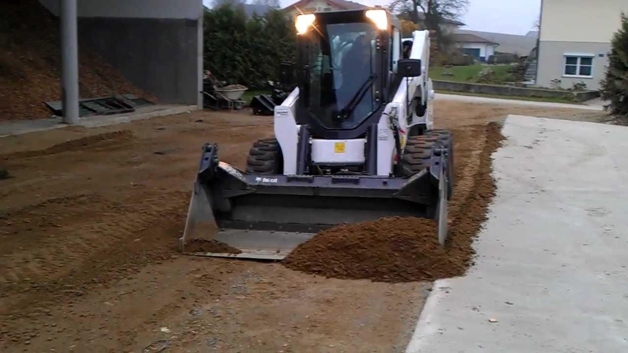 New Bobcat A770 Tilt Tach Teerag-asdag