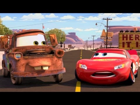 Disney Pixar Cars Toon Mater's Tall Tales Level 4 Gameplay Walkthrough HD  