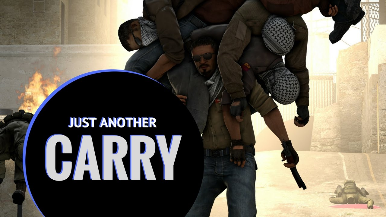 how to carry in csgo