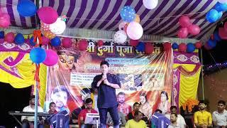 Akash Mishra Live Performance देख कर राम जी को जनक नंदिनी